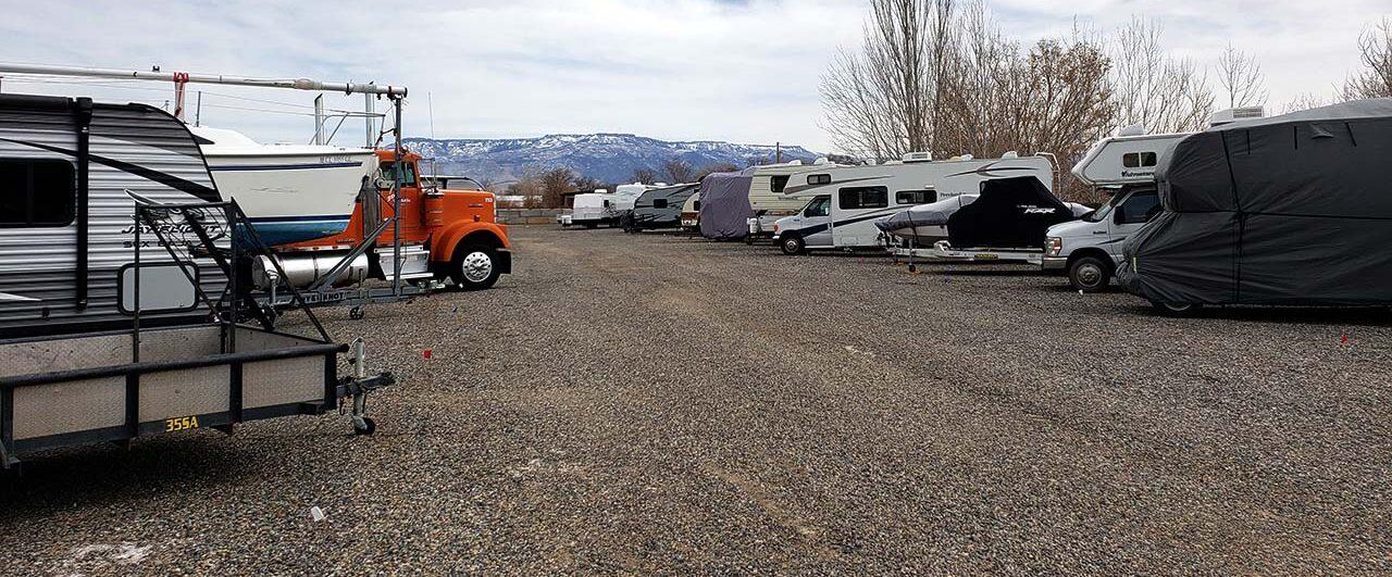 Fort Knox RV Storage Grand Junction Trailer and Truck Storage