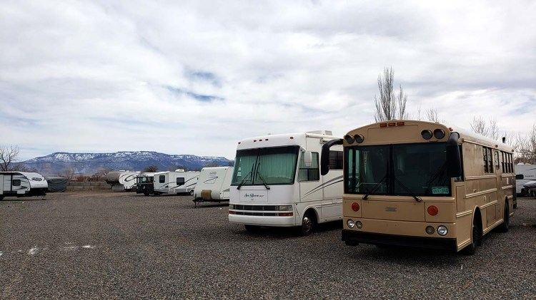 Why Choose Fort Knox RV Storage in Grand Junction?